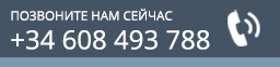 Звоните сейчас +34 608 493 788